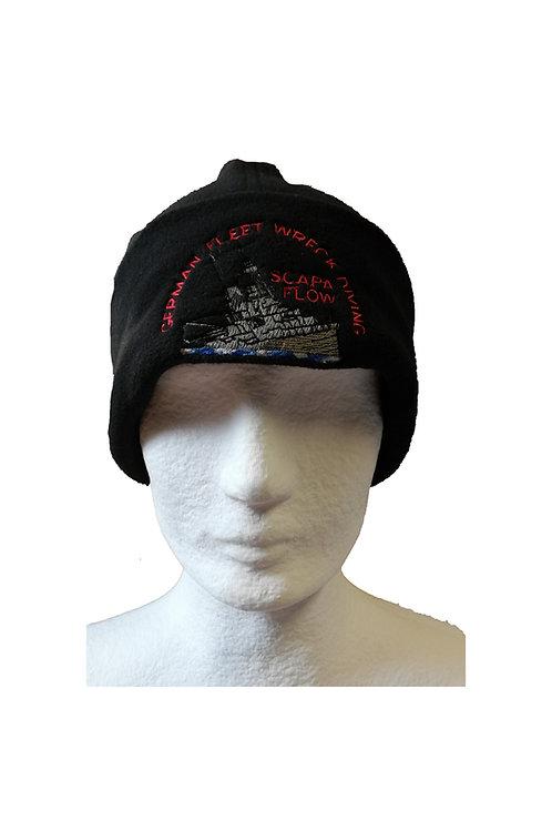 German Fleet Fleece Hat