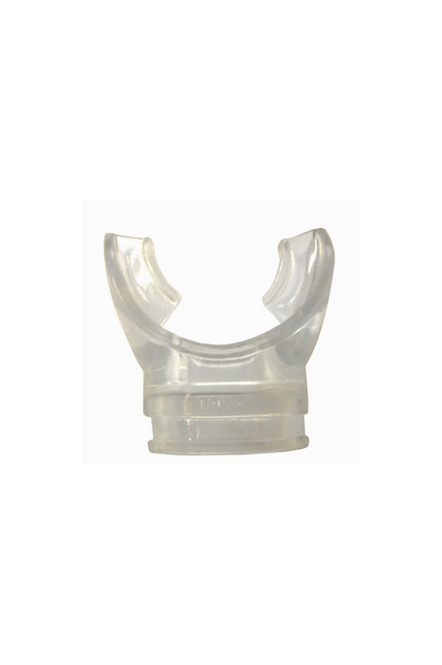 Beaver Clear Standard Size Silicone Mouthpiece