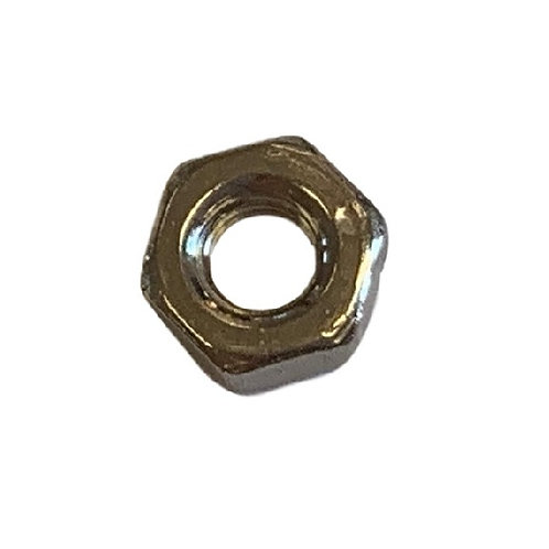 Holt A4 S/S Hexagon Full Nut - Various Sizes