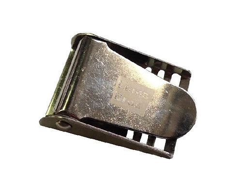 Lumb Brothers Stainless Steel Weight belt buckle