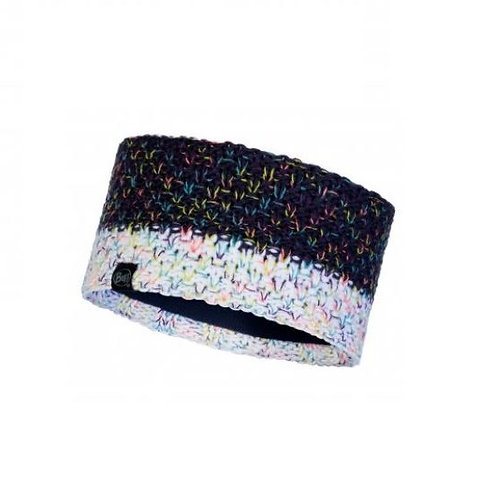 Buff Knitted & Polar Headband - Janna Night