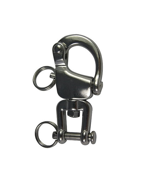 Holt S/S Swivel Snap Jaw 87mm