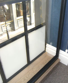 Acoustic Secondary Glazing