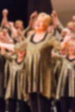 Kay Seymour Pride of Toledo Chorus