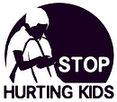 Stop Hurting Kids Logo