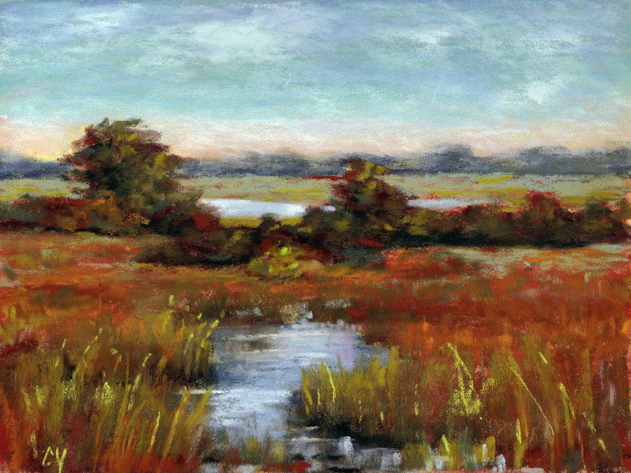Marsh Grass 1