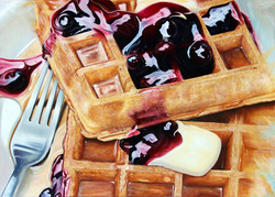 Breakfast Anytime (Sold)