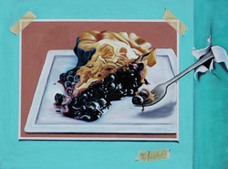 Blueberry Pie Anyone?