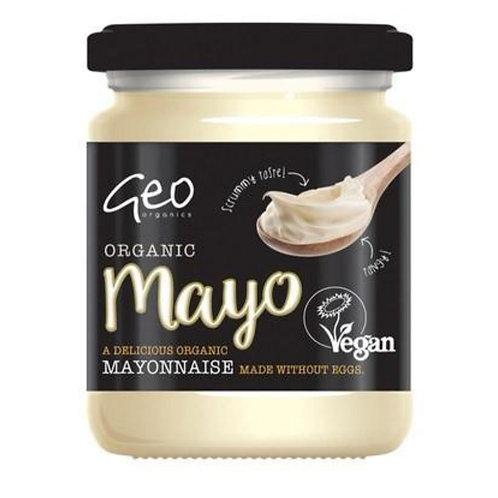 Organic Vegan Mayonnaise 232g