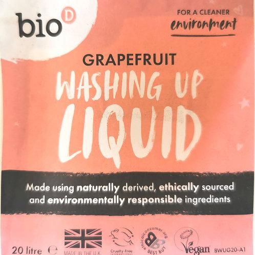 Bio D Washing up Liquid (Grapefruit)