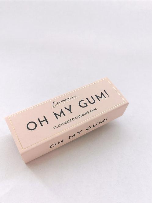 OMG Cinnamon Gum