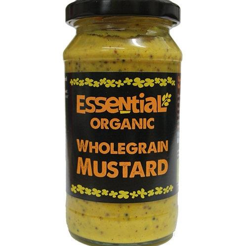 Organic Whole Grain Mustard 200g