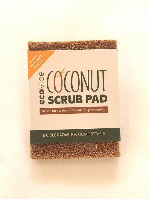 Durable Coconut Fibre Scrub Pad