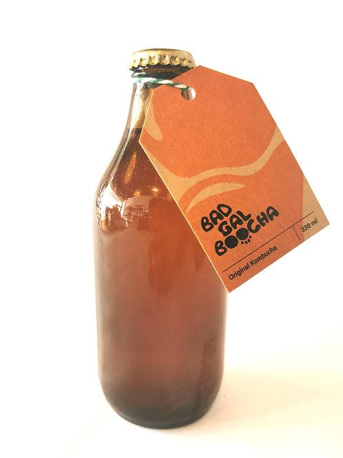 Original Kombucha Bad Gal Boocha 330ml