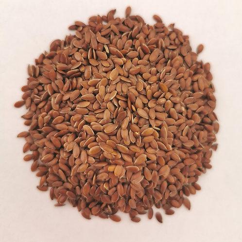 Organic Flaxseed Brown