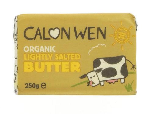 Calon Wen Organic Lightly Salted Butter