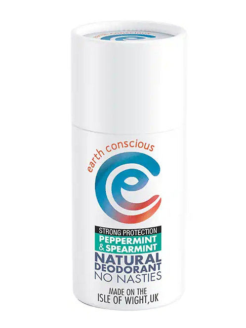 Deodorant Peppermint & Spearmint - Strong Protection