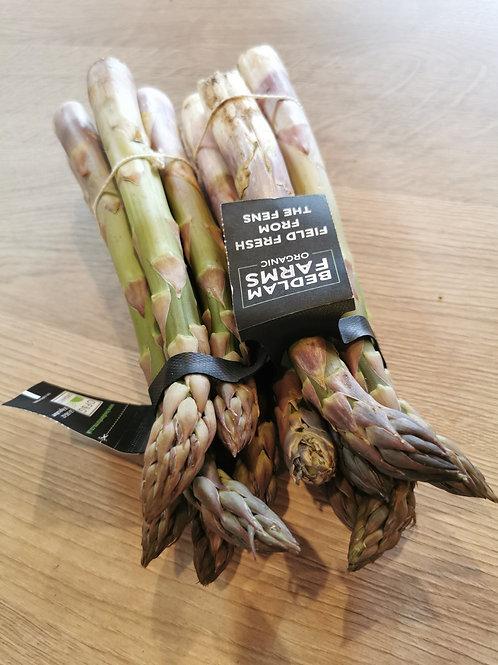 Organic Asparagus UK