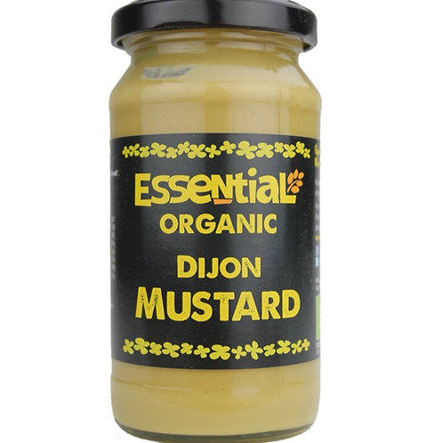Organic Dijon Mustard 200ml
