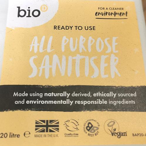Bio D All Purpose Sanitiser