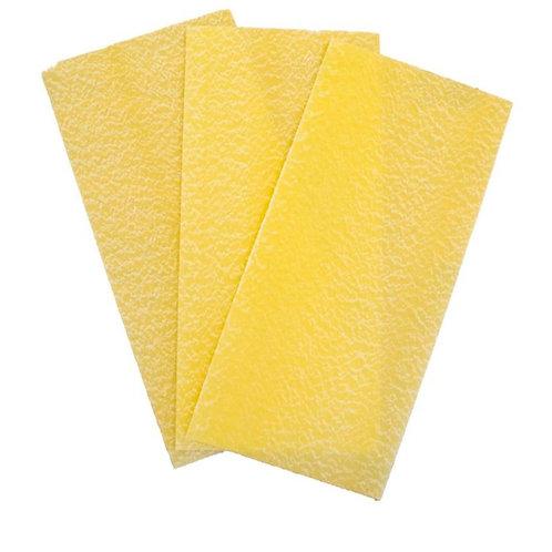 Organic White Lasange Sheets
