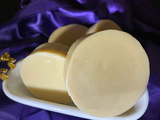 Face Soap:  Aloe Milk & Honey