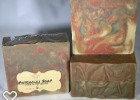 Patchouli soap:  Vanilla Patchouli