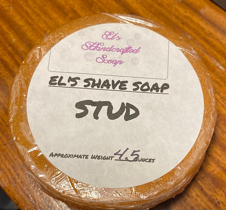 Shave Soap:  Stud