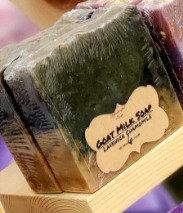 Goat Milk Soap:  Lavender Chamomile