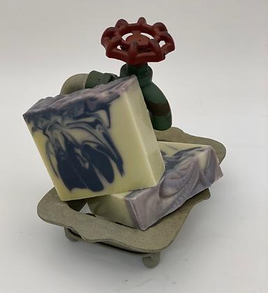 Vegan Soap:  Rosemary Mint