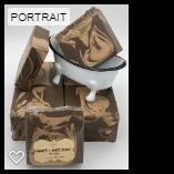 Goats 'n Oats Soap:  Almond