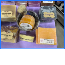 Vegan Soap:  Patchouli