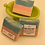 Thumbnail: Goat Milk Soap:  Bubble Gum -- glycerin