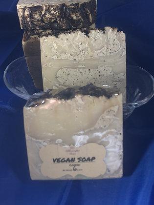 Vegan Soap: Coffee