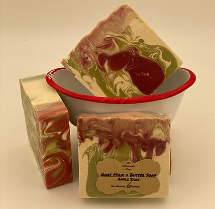 Goat Milk Soap:  Apple Sage