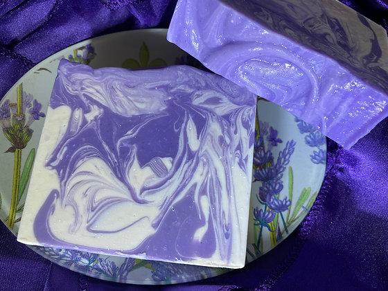 Vegan Soap: Lavender