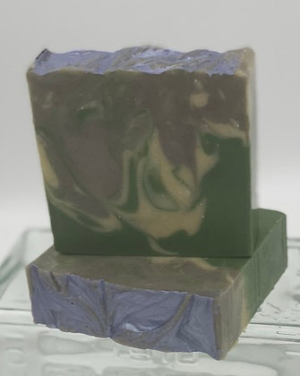 Persimmon Soap:  Old Man Thyme