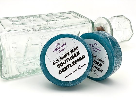 Shave Soap:  Southern Gentleman