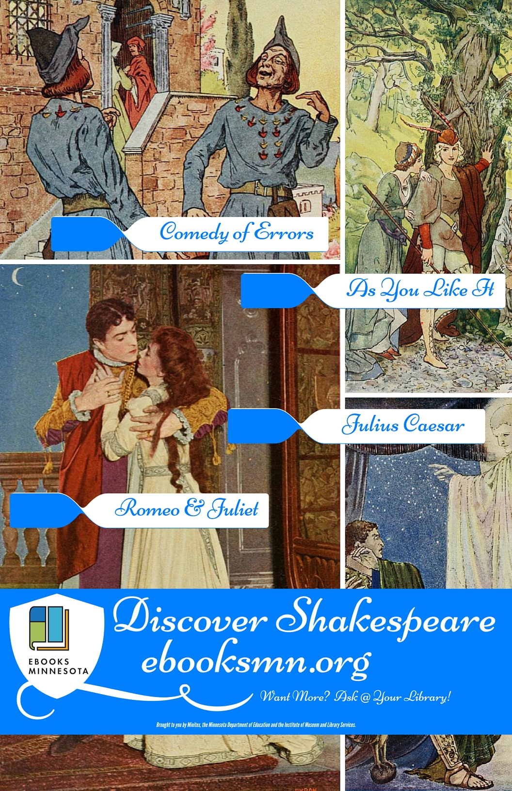 Discover Shakespeare