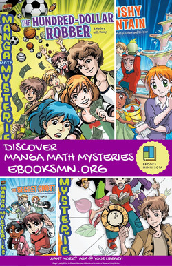 Discover Manga Math Mysteries