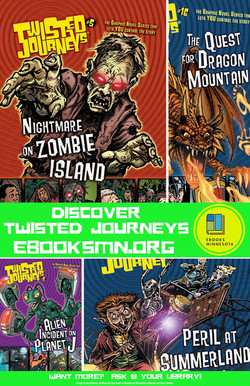 Discover The Twisted Journeys Series