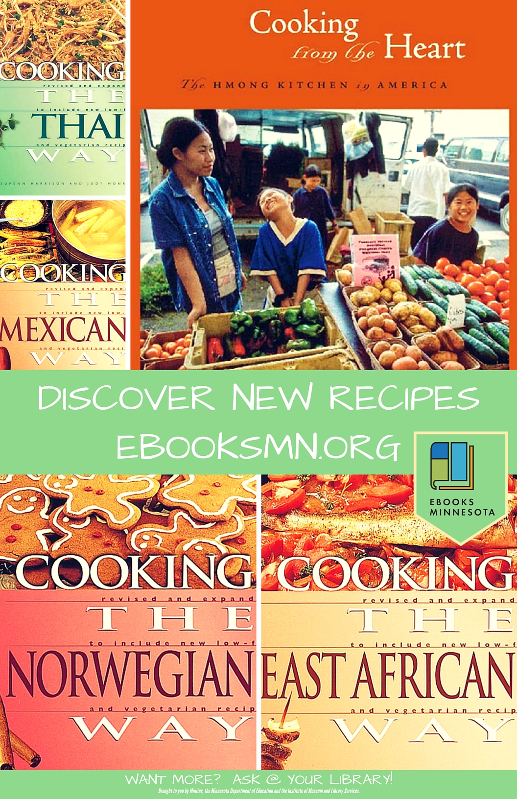 Discover New Recipes