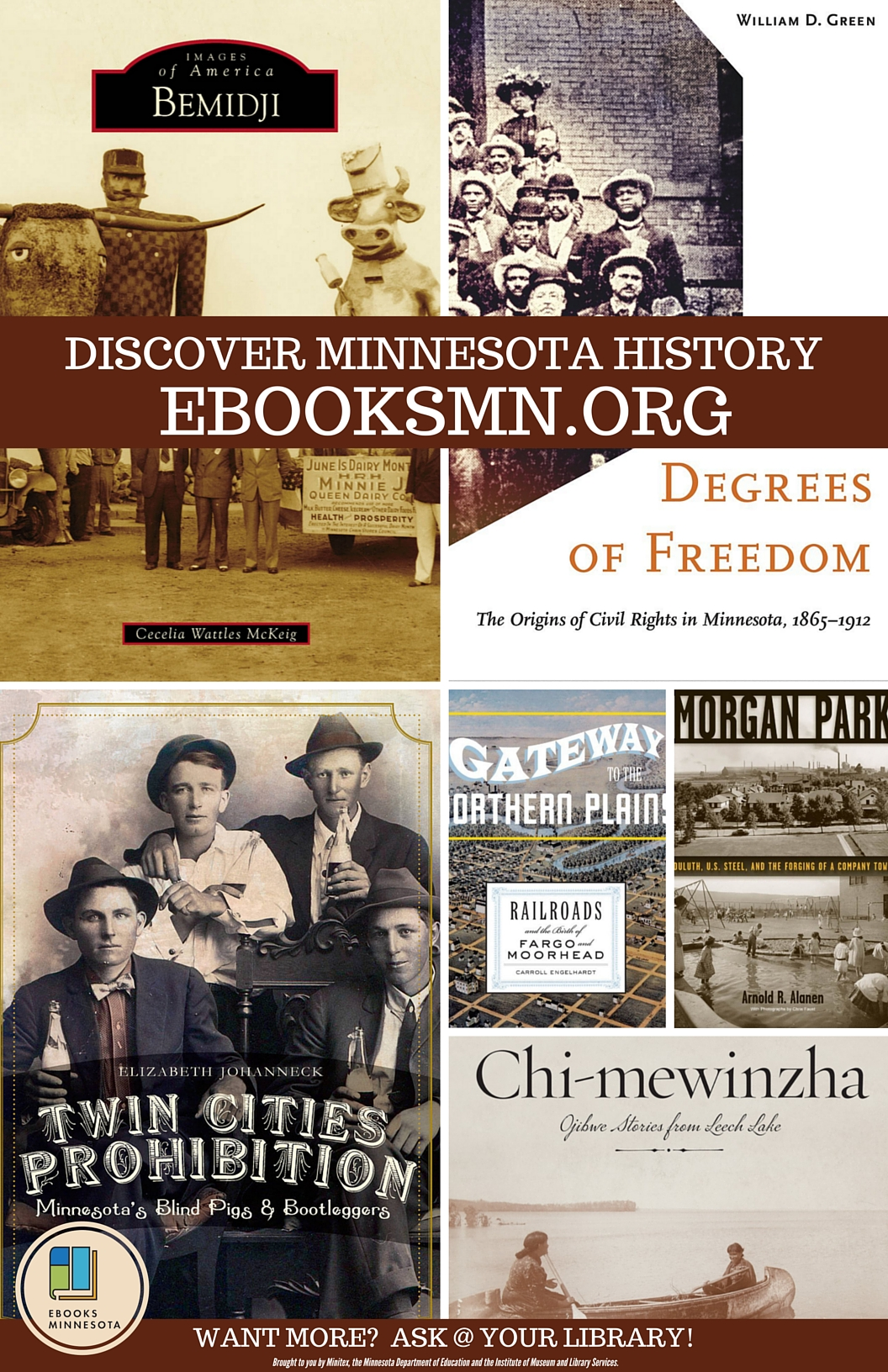 Discover Minnesota History