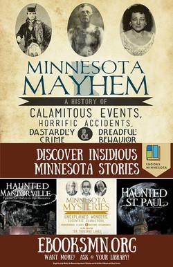 Discover Insidious Minnesota Stories
