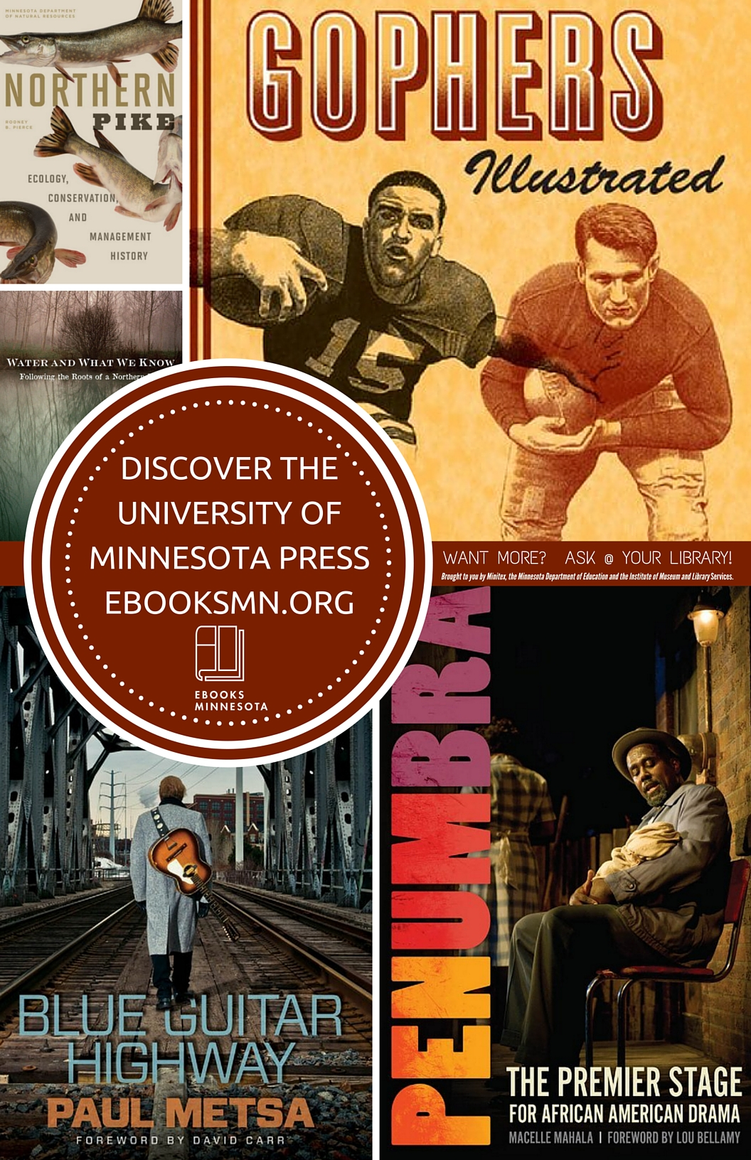 Discover the University of Minnesota Press