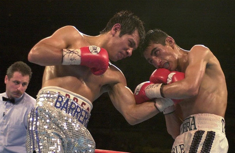 19.02.2000: Morales vs Barrera I