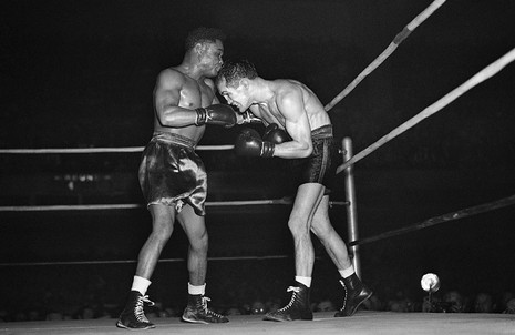 04.10.1940: Zivic vs Armstrong I