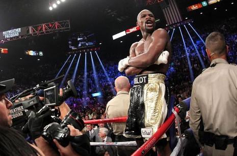 Σπάρινγκ παρτενέρ: Ο Floyd θα μπορούσε να επιστρέψει «100%»
