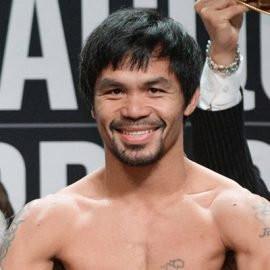 8. Manny Pacquiao (Φιλιππίνες)