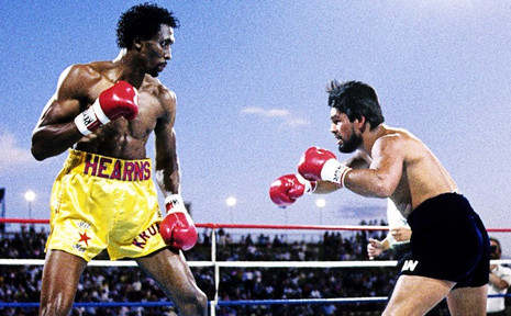 15.06.1984: Hearns vs Duran